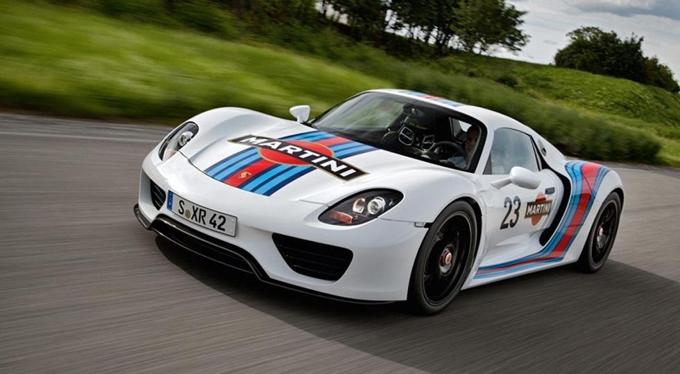 Porsche finaliza la producción del 918 Spyder