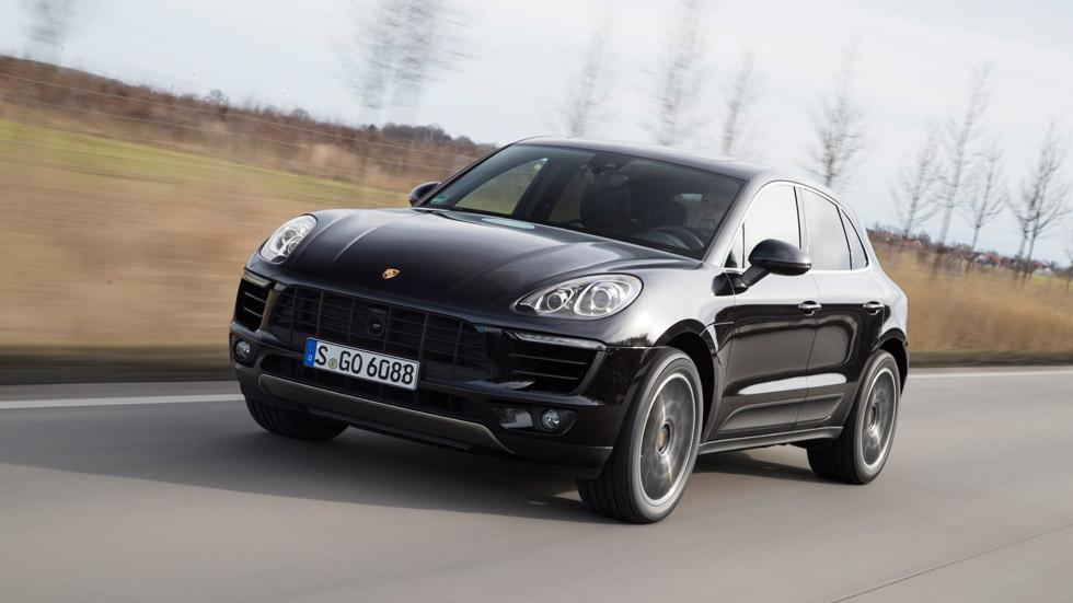Porsche Macan, nuevo maquillaje deportivo