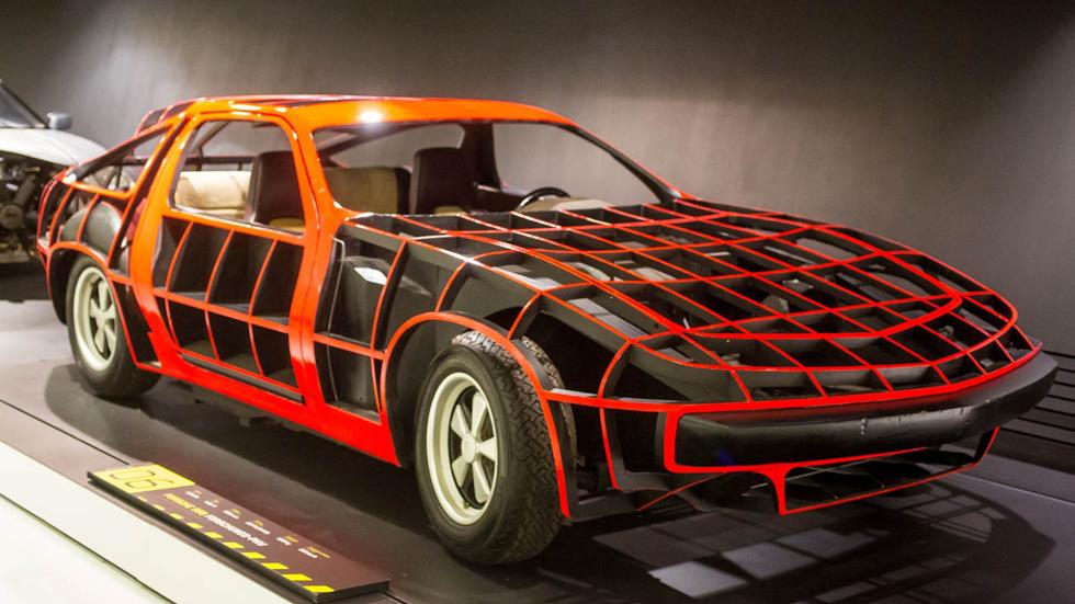 Los Porsche que nunca vieron la luz