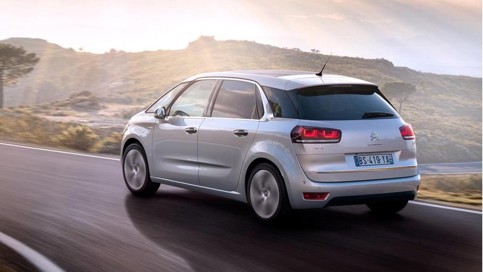 Precios del nuevo Citroën C4 Picasso, desde 18.500 euros