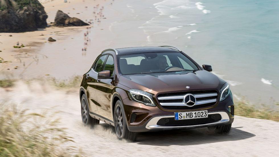 Precios del nuevo Mercedes GLA en España