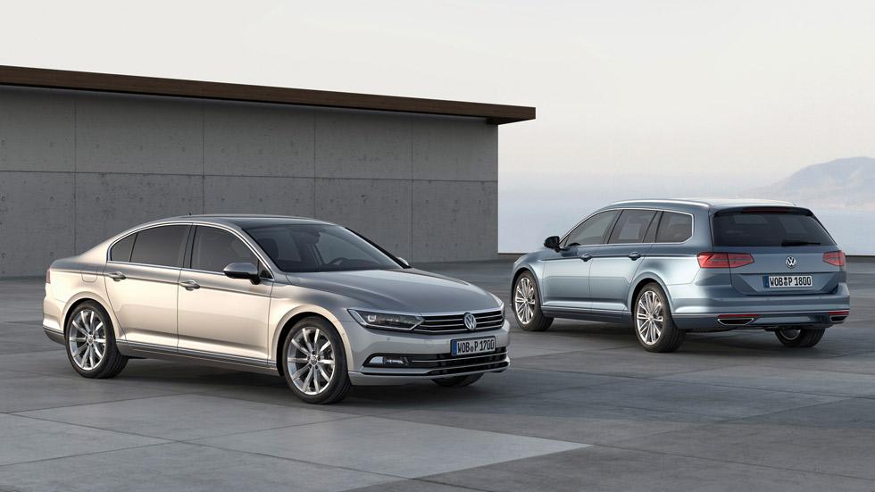 Precios del nuevo Volkswagen Passat, desde 28.870 euros