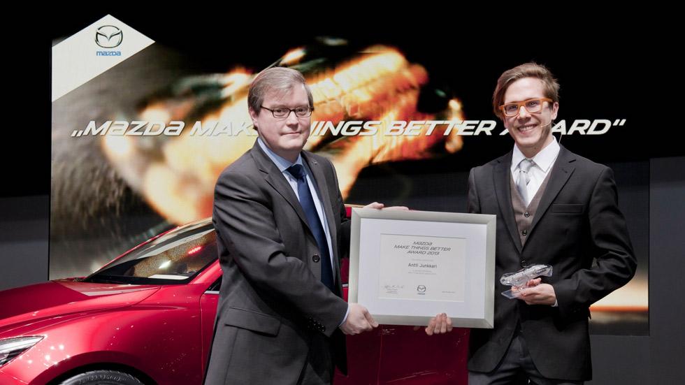 Desafío Mazda España, los más solidarios tendrán premio