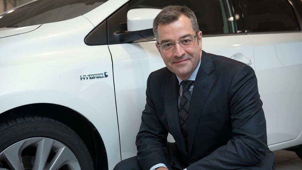 El presidente de Toyota, entre los mejores directivos jóvenes
