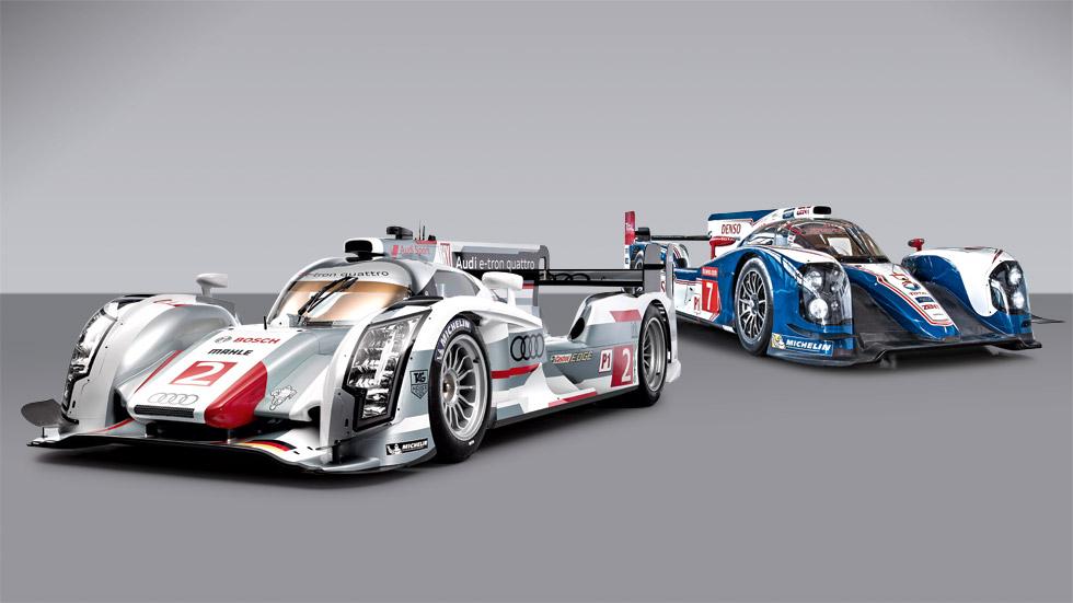 Previo 24 Horas de Le Mans 2013: tres españoles, a por la victoria
