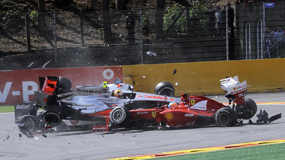 Previo GP de Bélgica: Spa, un exigente circuito