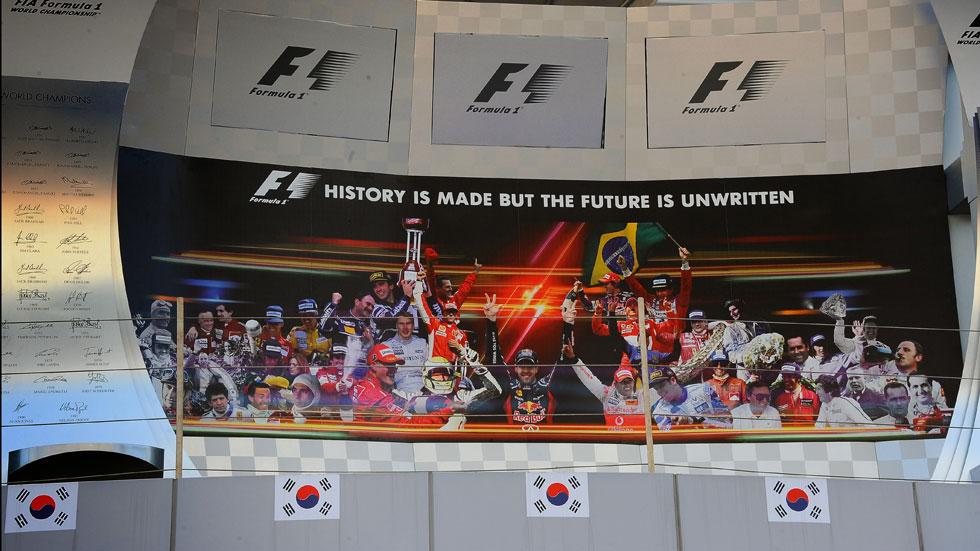 Previo GP Corea: Vettel llega fuerte a dos meses del final