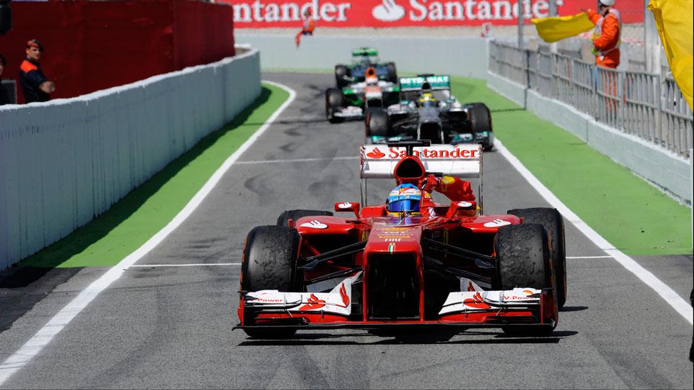 GP Hungría: Alonso no puede pensar en vacaciones