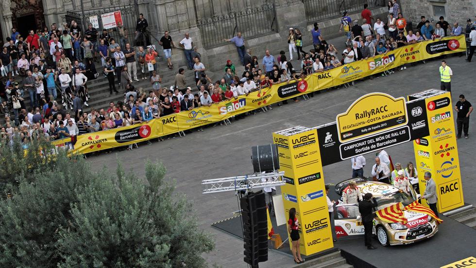 Previo Rallye de España – Bodas de oro