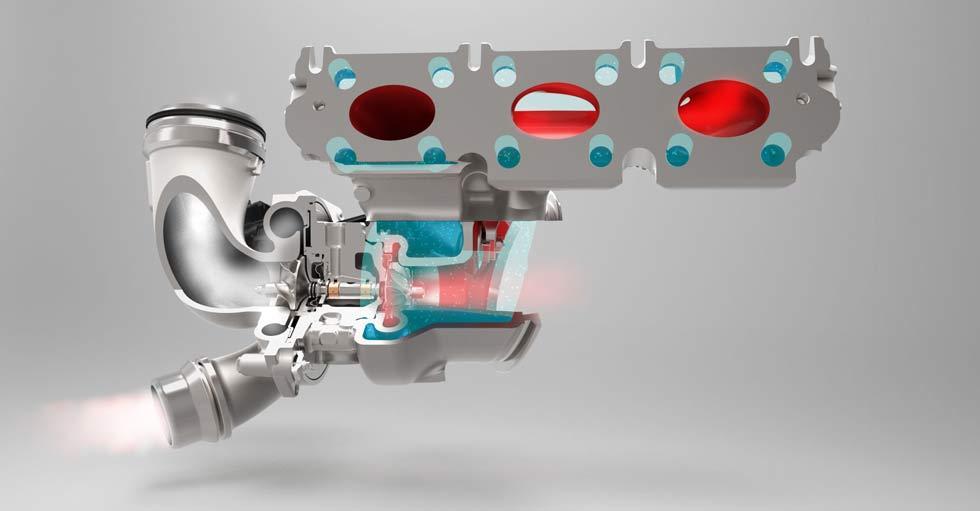 Llega a Mini el primer turbo de aluminio