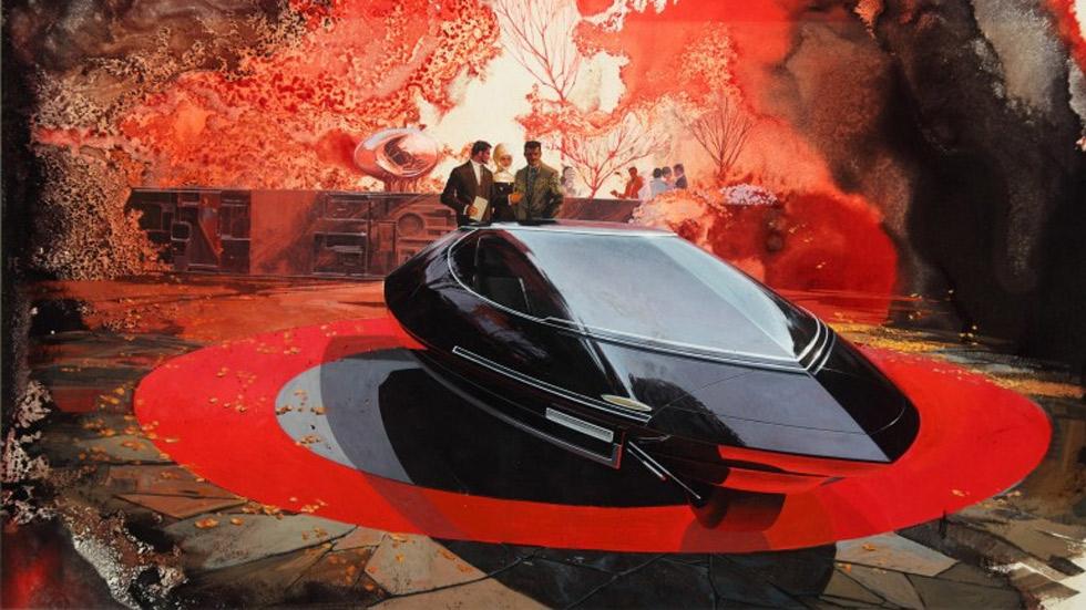 Dream Cars: prototipos del pasado con diseño del futuro