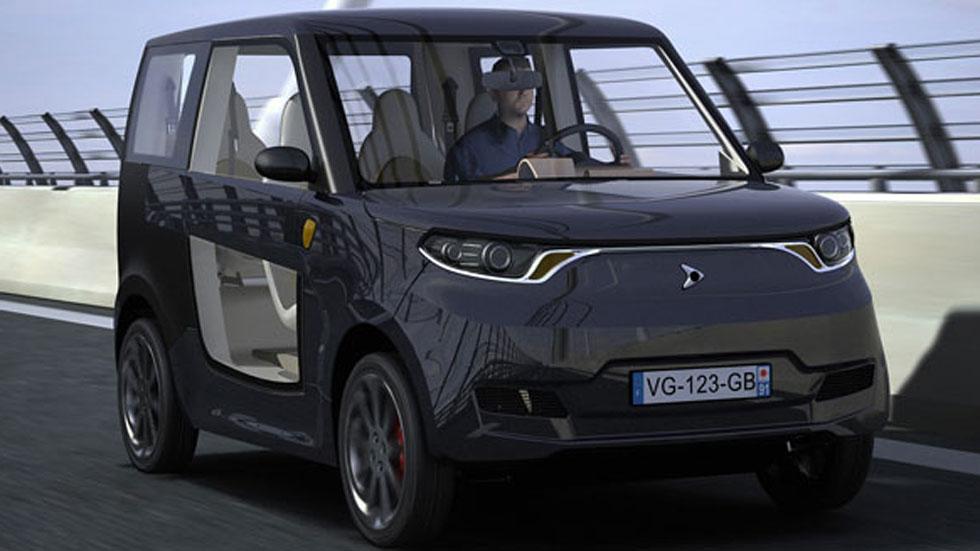 Proyecto ECOSHELL, el coche más ecológico del mundo
