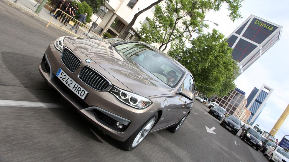 Prueba: BMW 320i Gran Turismo, giro familiar