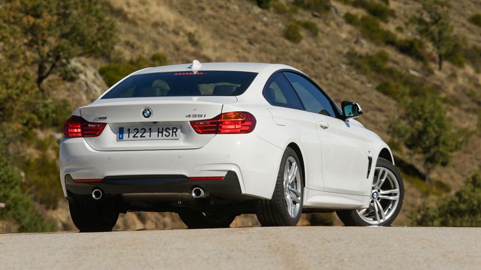 Prueba: BMW 435i xDrive, ¿el mejor 4?