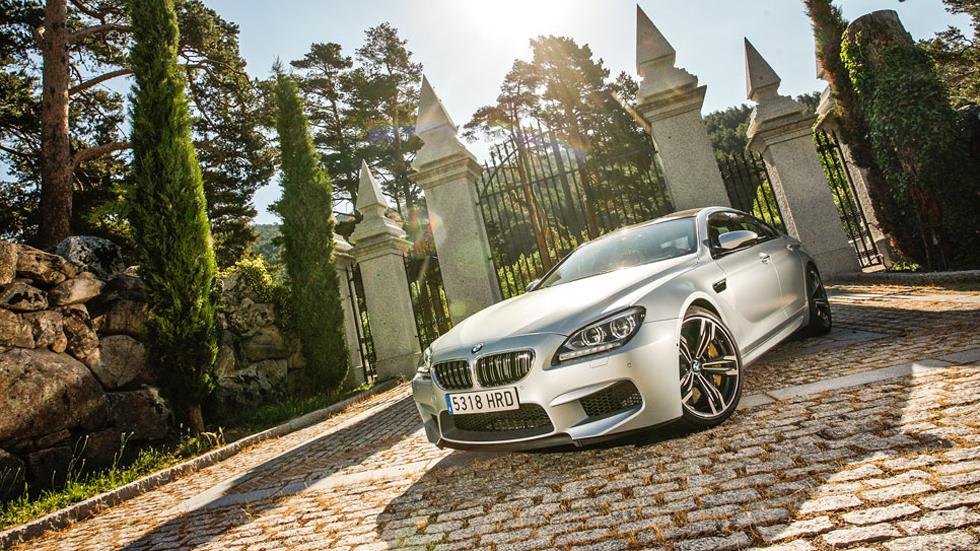 Prueba: BMW M6 Gran Coupe, un superdeportivo épico