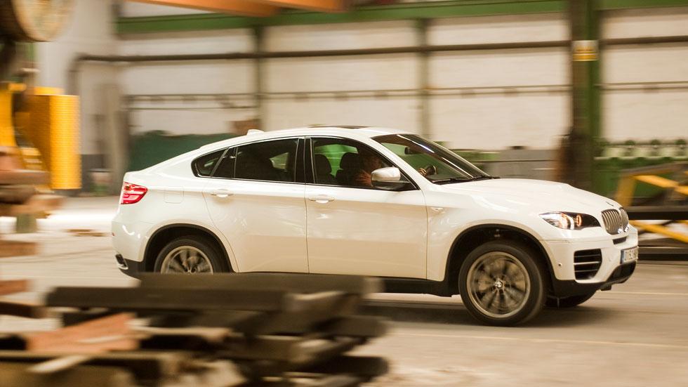Prueba: BMW X6 M50D, ¡huracán!