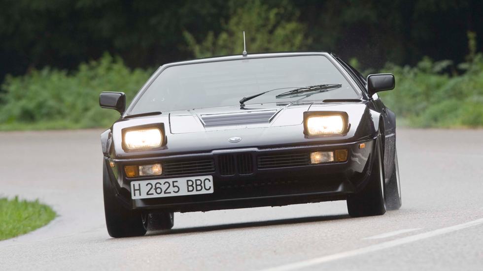 Prueba clásica: BMW M1, el number one