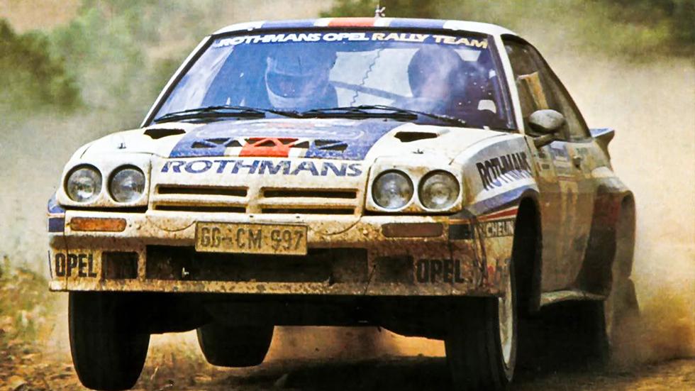 Prueba clásica: Opel Manta 400 Gr. B, el pánzer