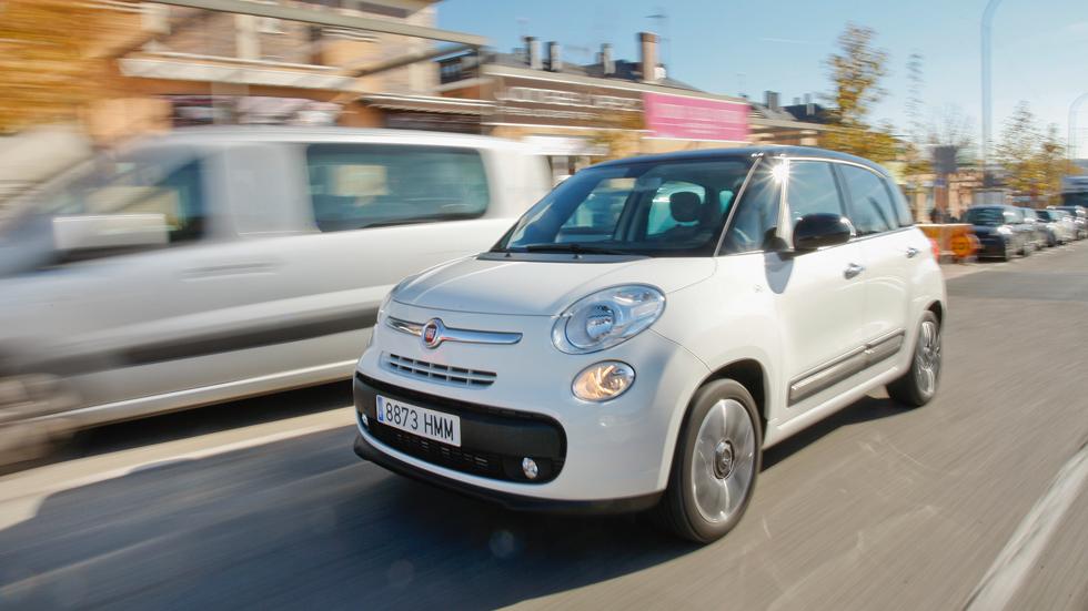 Prueba: Fiat 500 L 1.3 Multijet 85 5P S/S, ¿un 500?