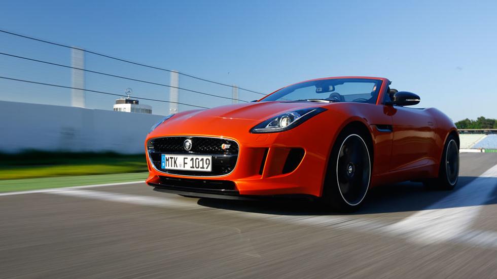 Prueba: Jaguar F-Type, vuelta a los orígenes