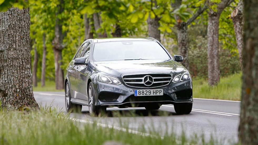 Prueba: Mercedes E 350 Bluetec, fiel a la tradición