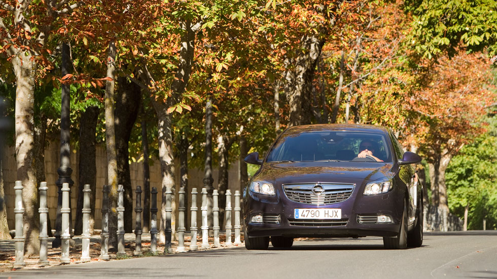 Prueba: Opel Insignia 2.0 CDTi Biturbo 4x4