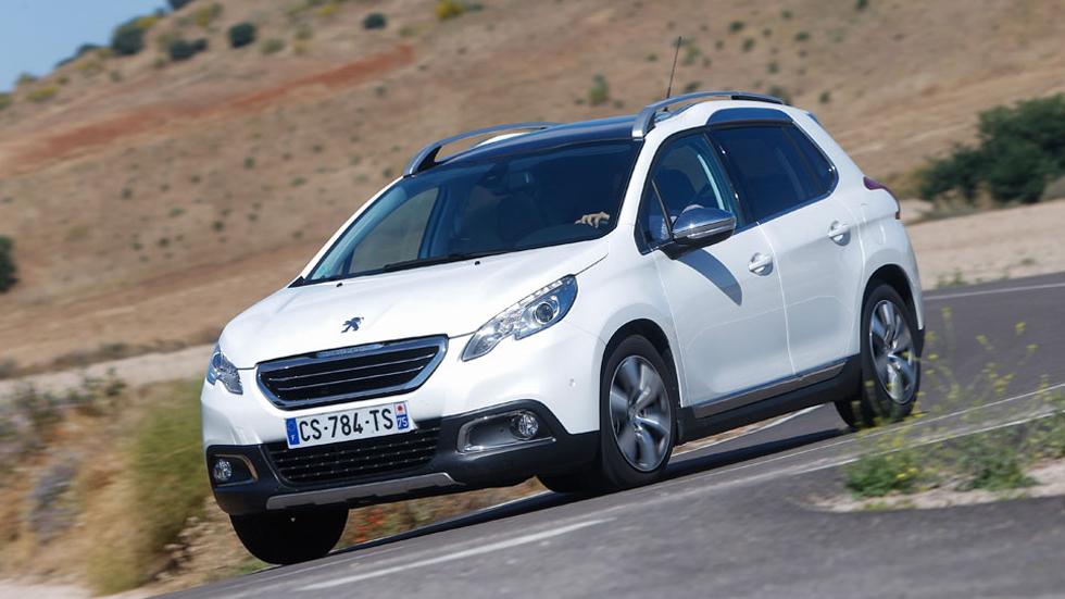 Prueba: Peugeot 2008 1.6 e-HDi, nuevas perspectivas