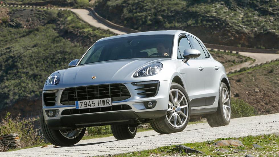 Prueba: Porsche Macan S, depredador