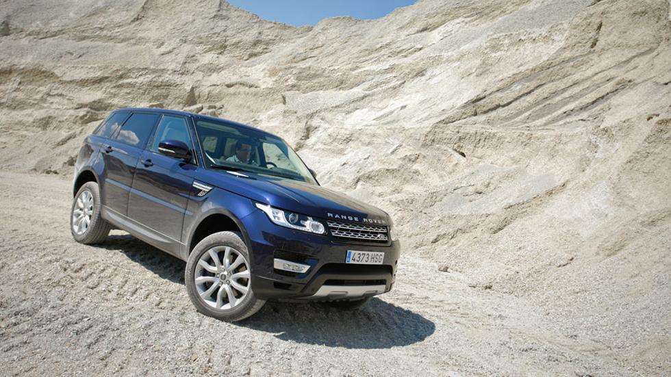 Prueba: Range Rover Sport 3.0 SDV6, sin límites