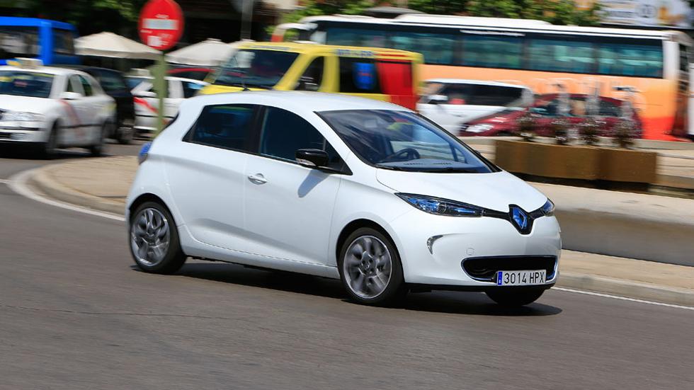 Prueba: Renault Zoe Intense, carne de ciudad