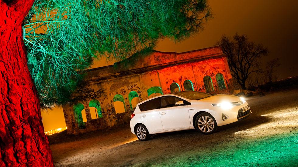 Prueba: Toyota Auris Hybrid, versatilidad híbrida