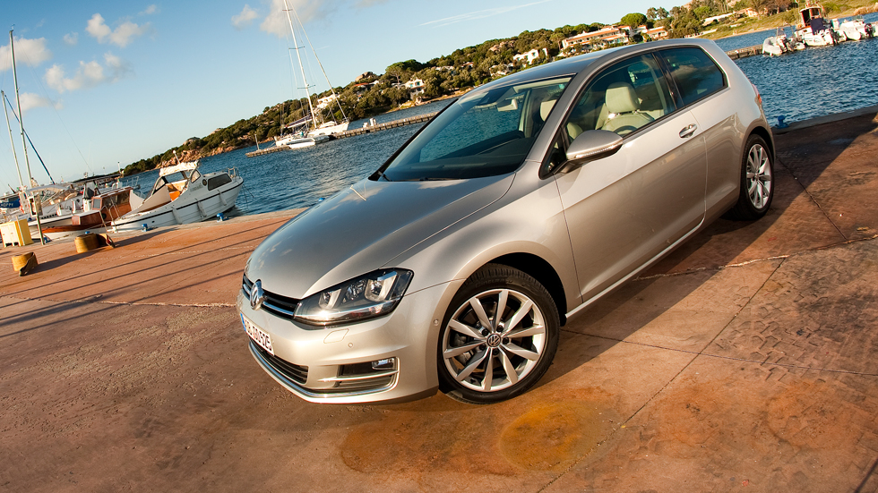 prueba vw golf 1 4 tsi 140 dsg 7 el gran dictador. Black Bedroom Furniture Sets. Home Design Ideas