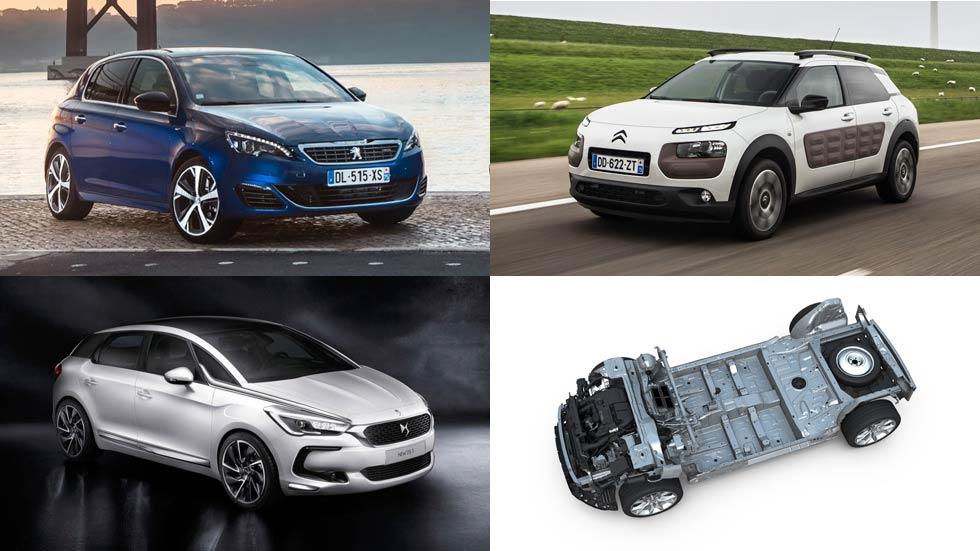 PSA Peugeot Citroën, firme apuesta por la tecnología en el Salón de Barcelona 2015