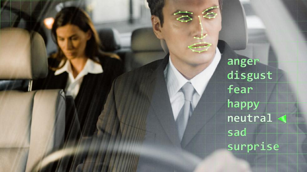 El coche te calmará la ira al volante
