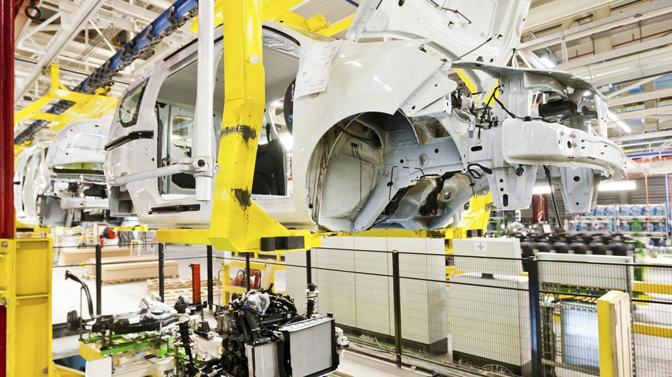 PSA Vigo, preparada para producir la furgoneta del grupo