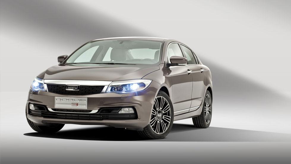 Qoros 3, el primer coche chino cinco estrellas EuroNCAP
