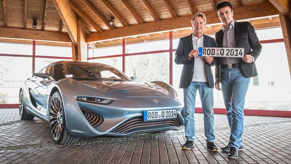 Quant NanoFlowcell, matriculado y listo para rodar por Europa