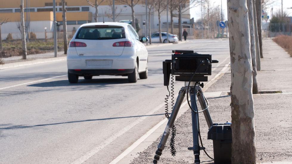 El radar que en vez de multarte parará tu coche