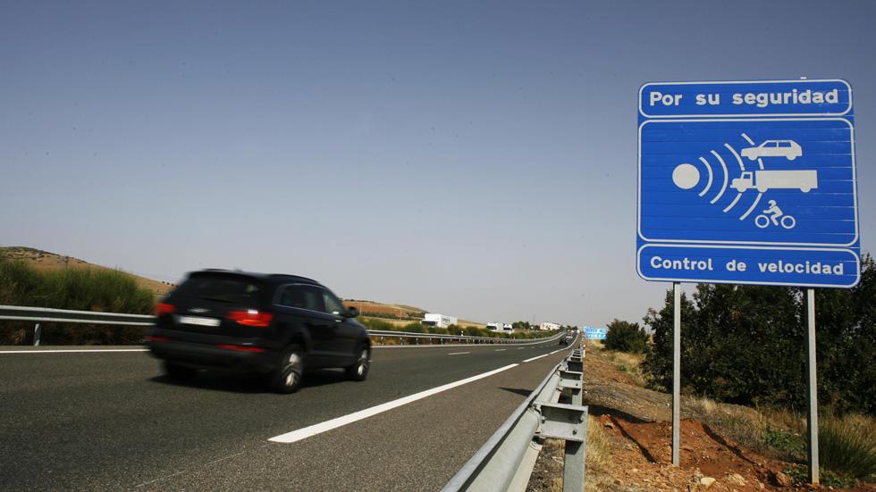 Los radares ya diferencian el tipo de vehículo a multar