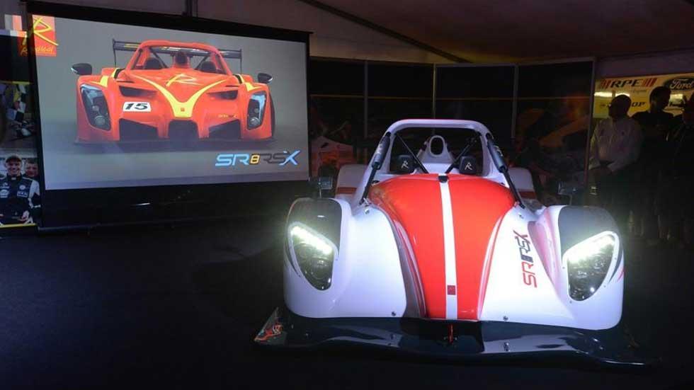 Radical SR8 RSX, nacido para dar guerra en circuitos