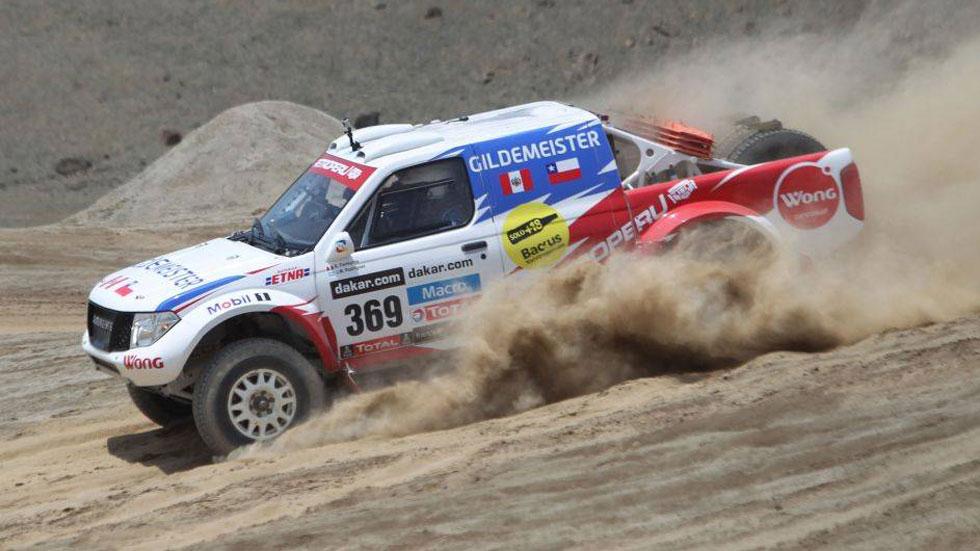El Rally Dakar: esencia de la competición más dura del mundo