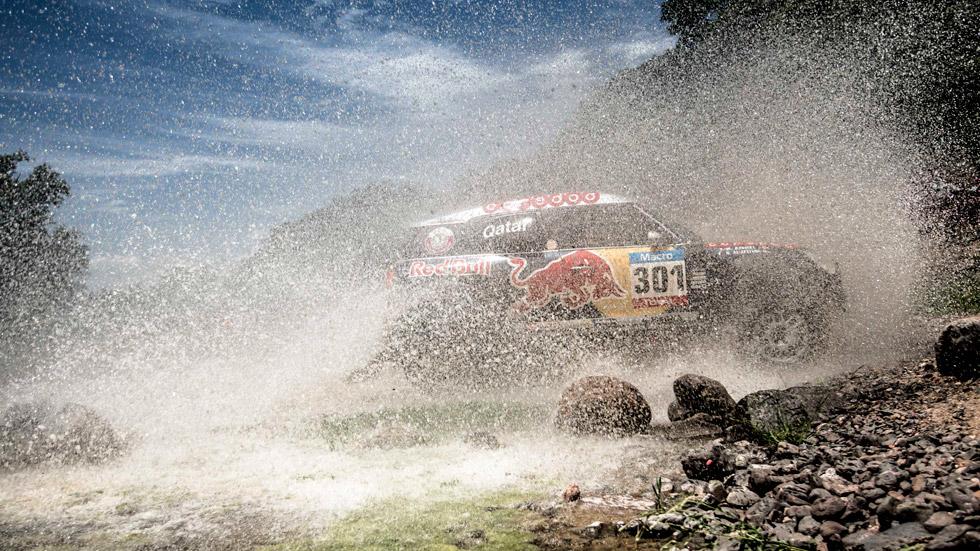 Dakar 2015: Roma abandona definitivamente y Al-Attiyah vuelve a ganar