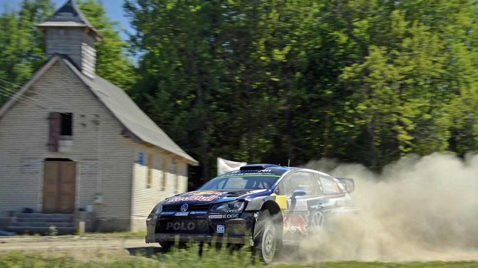 Rallye de Polonia - sábado: Ogier se desmarca de Mikkelsen