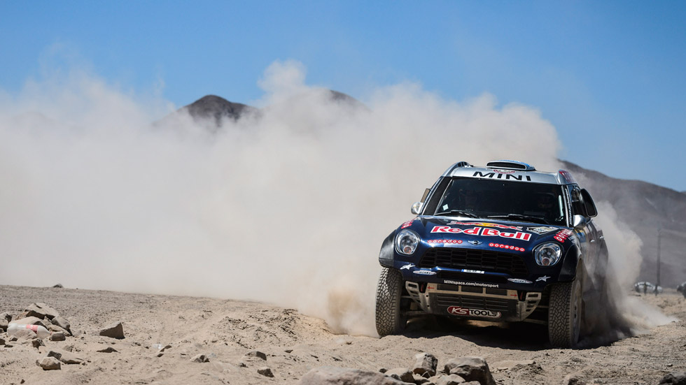 Dakar 2015: Carlos Sainz dice adiós definitivo al rallye tras un accidente