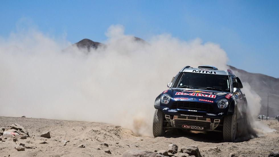 Dakar 2015: Carlos Sainz dice adiós definitivo al rallye tras un accidente