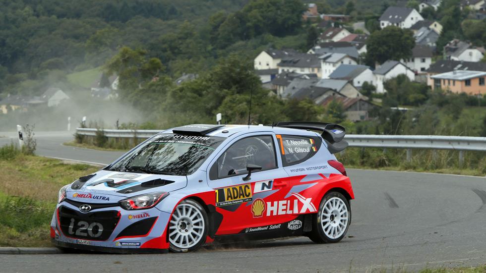 Rallye de Alemania - final: Neuville y Sordo dan a Hyundai un doblete sorprendente