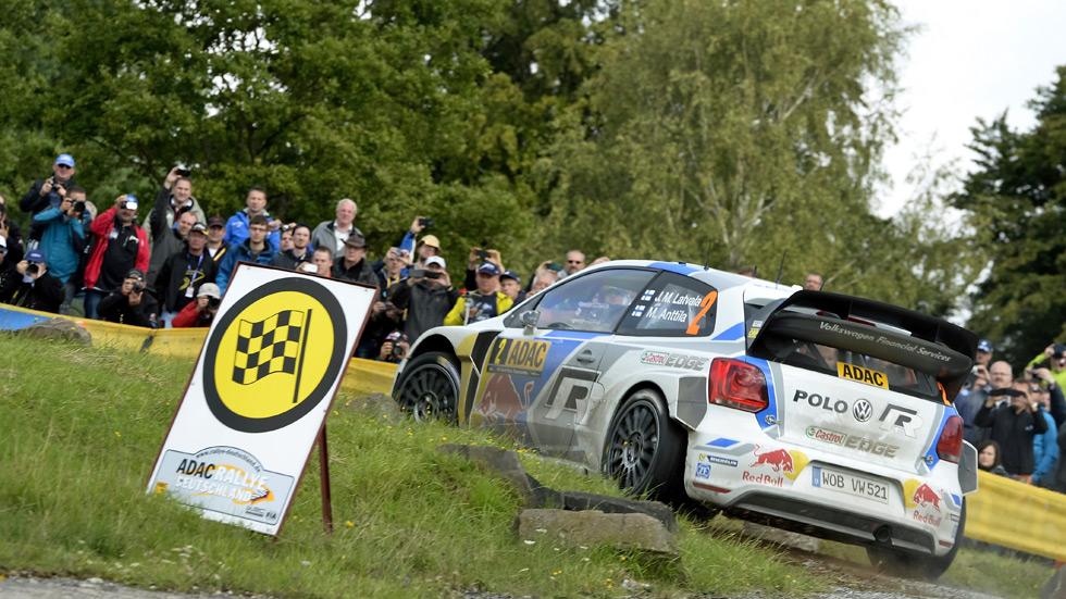 Rallye de Alemania - sábado: Latvala, a falta del último trámite