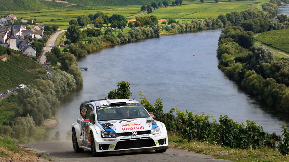 Rallye de Alemania - sábado: Latvala, duro de pelar