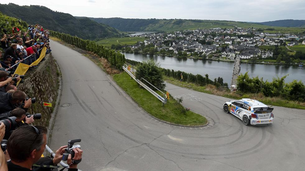 Rallye de Alemania - vienes: Latvala lidera, Ogier abandona y Sordo aprieta