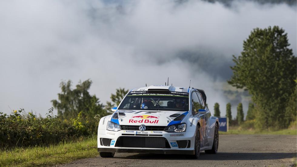 Rallye de Alemania - vienes: Ogier y Latvala se desmarcan